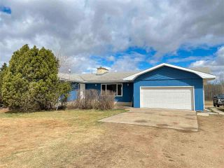 Photo 1: 27116 Twp Rd 590: Rural Westlock County House for sale : MLS®# E4242527