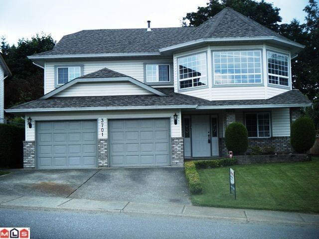 """Main Photo: 3701 LATIMER Street in Abbotsford: Abbotsford East House for sale in """"Bateman"""" : MLS®# F1118237"""