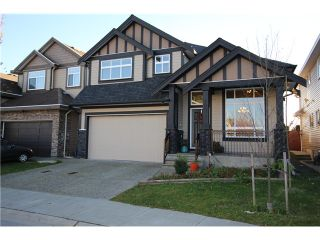 Photo 1: 19622 72A AV in Langley: Willoughby Heights House for sale : MLS®# f1427095