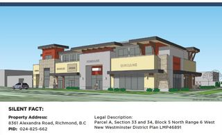 Photo 4: 101-103 8631 ALEXANDRA Road in Richmond: West Cambie Retail for lease : MLS®# C8036463
