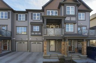 Photo 1: 329 Cityscape Court NE in Calgary: Cityscape Row/Townhouse for sale : MLS®# A1095020