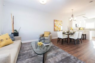 "Photo 1: 127 3528 SHEFFIELD Avenue in Coquitlam: Burke Mountain 1/2 Duplex for sale in ""WHISPER"" : MLS®# R2137564"