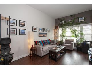 """Photo 2: 416 20219 54A Avenue in Langley: Langley City Condo for sale in """"SUEDE LIVING"""" : MLS®# R2590437"""