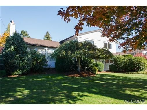 Main Photo: 1206 Highrock Ave in VICTORIA: Es Rockheights House for sale (Esquimalt)  : MLS®# 655178