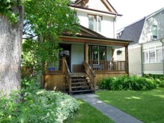 Photo 2: 43 ARLINGTON Street in WINNIPEG: West End / Wolseley Residential for sale (West Winnipeg)  : MLS®# 1107599