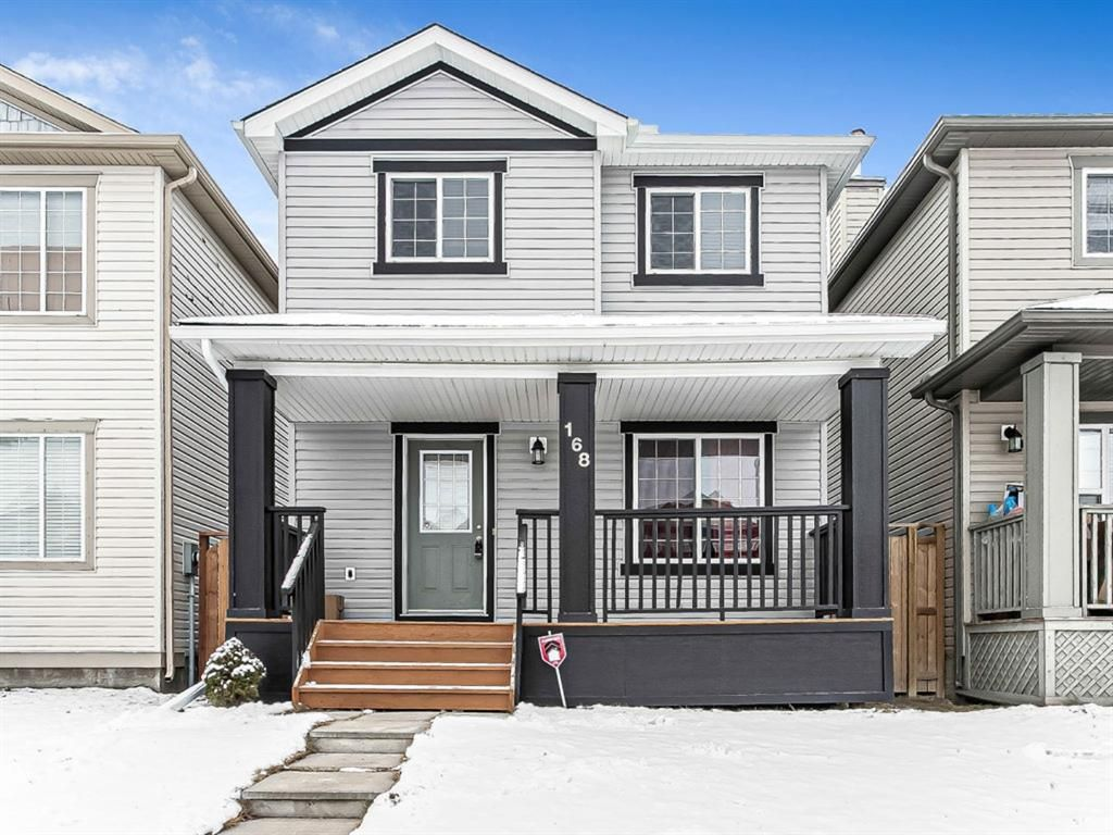 Main Photo: 168 Saddlecrest Place in Calgary: Saddle Ridge Detached for sale : MLS®# A1054855