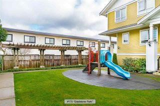 "Photo 34: 170 1130 EWEN Avenue in New Westminster: Queensborough Townhouse for sale in ""Gladstone Park"" : MLS®# R2530035"