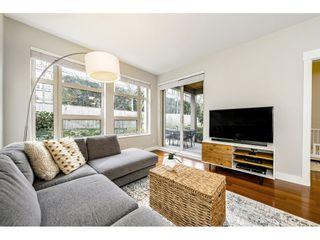 "Photo 3: 107 1166 54A Street in Delta: Tsawwassen Central Condo for sale in ""BRIO"" (Tsawwassen)  : MLS®# R2544260"