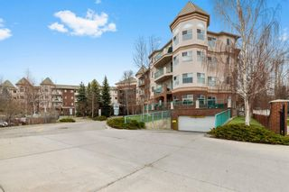 Main Photo: 116 200 Lincoln Way SW in Calgary: Lincoln Park Apartment for sale : MLS®# A1105192