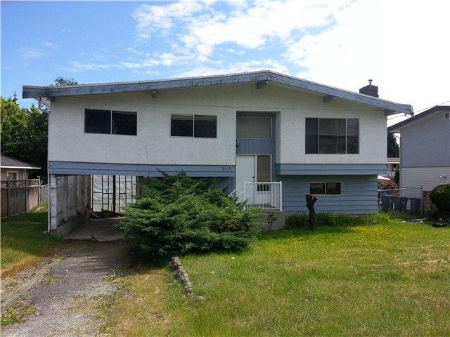 Main Photo: 2140 CENTENNIAL Avenue in Port Coquitlam: Glenwood PQ House for sale : MLS®# V1069030