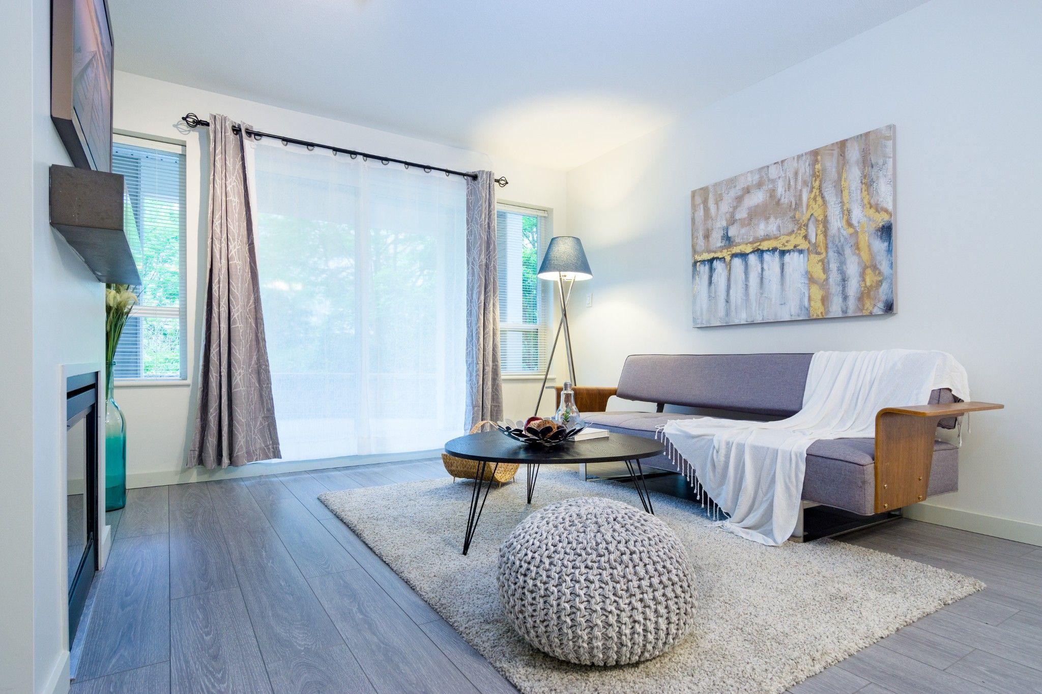 """Main Photo: 105 8120 JONES Road in Richmond: Brighouse South Condo for sale in """"VICTORIA PARK (ZENIA GARDEN)"""" : MLS®# R2283281"""