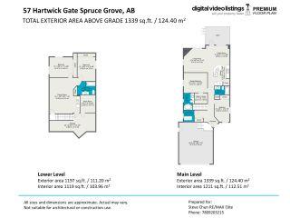 Photo 37: 57 HARTWICK Gate: Spruce Grove House for sale : MLS®# E4241369