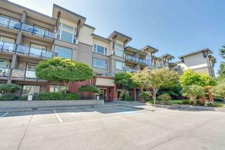"""Photo 23: 412 33539 HOLLAND Avenue in Abbotsford: Central Abbotsford Condo for sale in """"THE CROSSING"""" : MLS®# R2605185"""