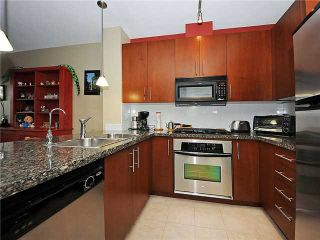 """Photo 2: 102 3551 FOSTER Avenue in Vancouver: Collingwood VE Condo for sale in """"FINALE"""" (Vancouver East)  : MLS®# V901635"""