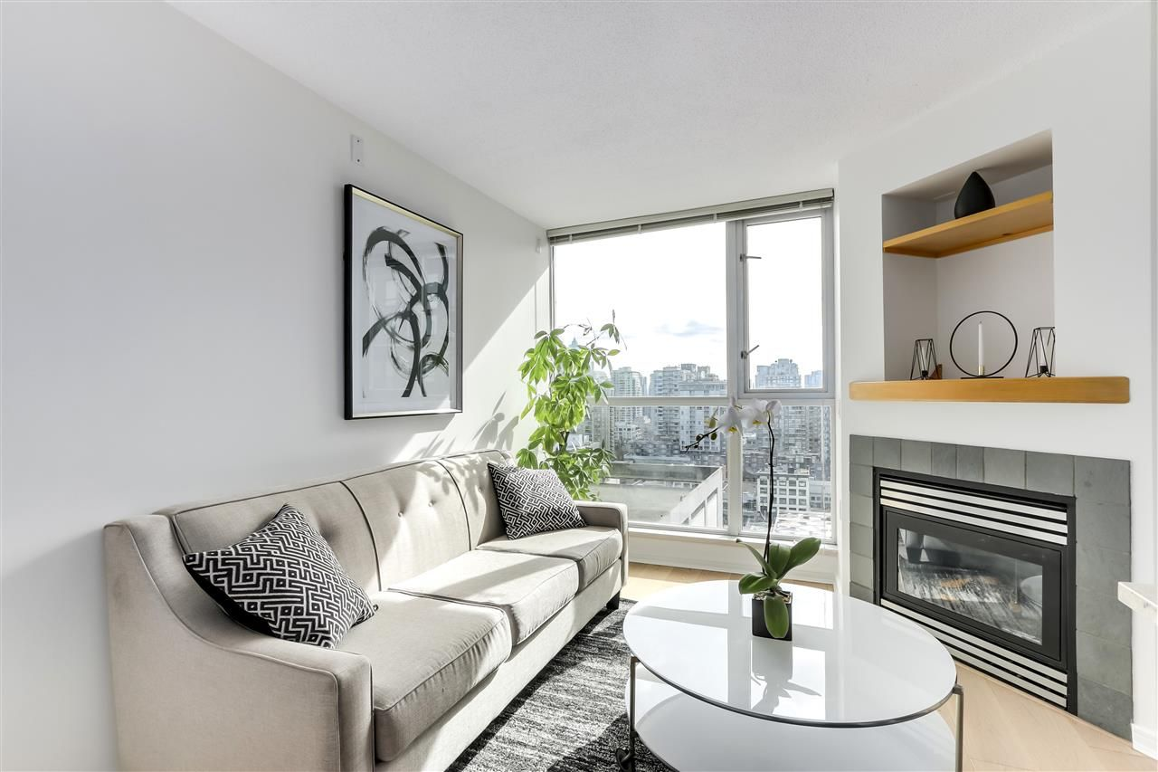 "Main Photo: 1709 1068 HORNBY Street in Vancouver: Downtown VW Condo for sale in ""THE CANADIAN"" (Vancouver West)  : MLS®# R2552411"