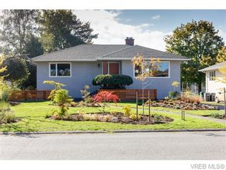 Photo 1: 2874 Ilene Terr in VICTORIA: SE Camosun House for sale (Saanich East)  : MLS®# 743399