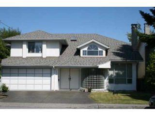 Photo 1: 6020 RIVERDALE Drive in Richmond: Riverdale RI House for sale : MLS®# V848848