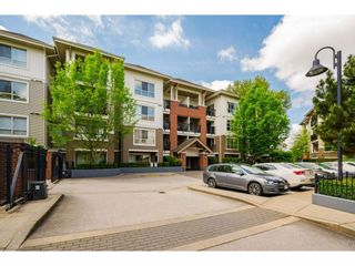 """Photo 1: B311 8929 202 Street in Langley: Walnut Grove Condo for sale in """"THE GROVE"""" : MLS®# R2578614"""