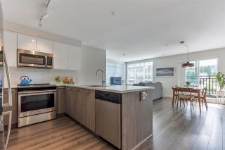 """Photo 2: 206 2525 CLARKE Street in Port Moody: Port Moody Centre Condo for sale in """"THE STRAND"""" : MLS®# R2581968"""
