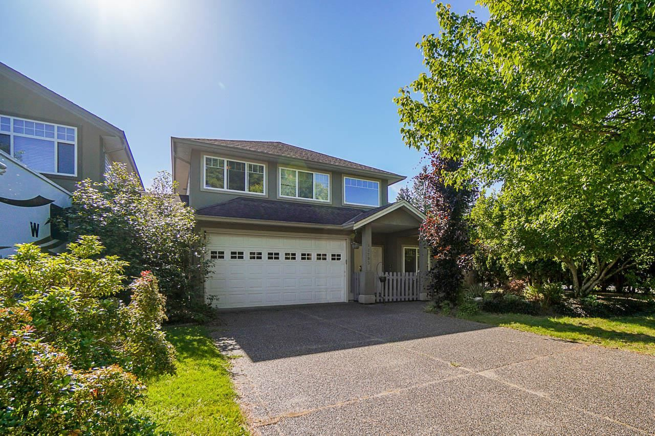 Main Photo: 12793 228A Street in Maple Ridge: East Central 1/2 Duplex for sale : MLS®# R2594836