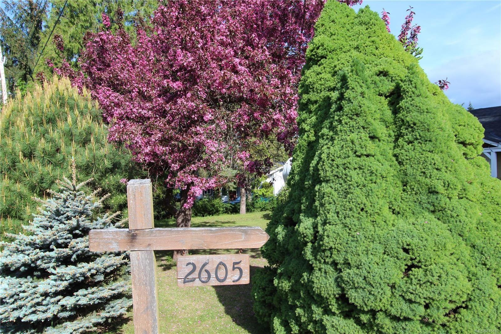 Main Photo: 2605 Bruce Rd in : Du Cowichan Station/Glenora House for sale (Duncan)  : MLS®# 875182