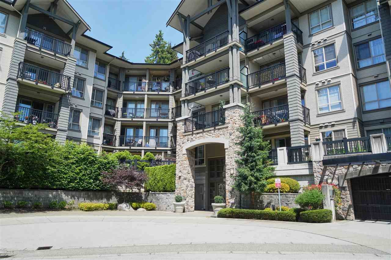 Main Photo: 308 2969 WHISPER Way in Coquitlam: Westwood Plateau Condo for sale : MLS®# R2476535
