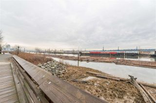 """Photo 27: 208 250 SALTER Street in New Westminster: Queensborough Condo for sale in """"PADDLERS LANDING"""" : MLS®# R2542712"""
