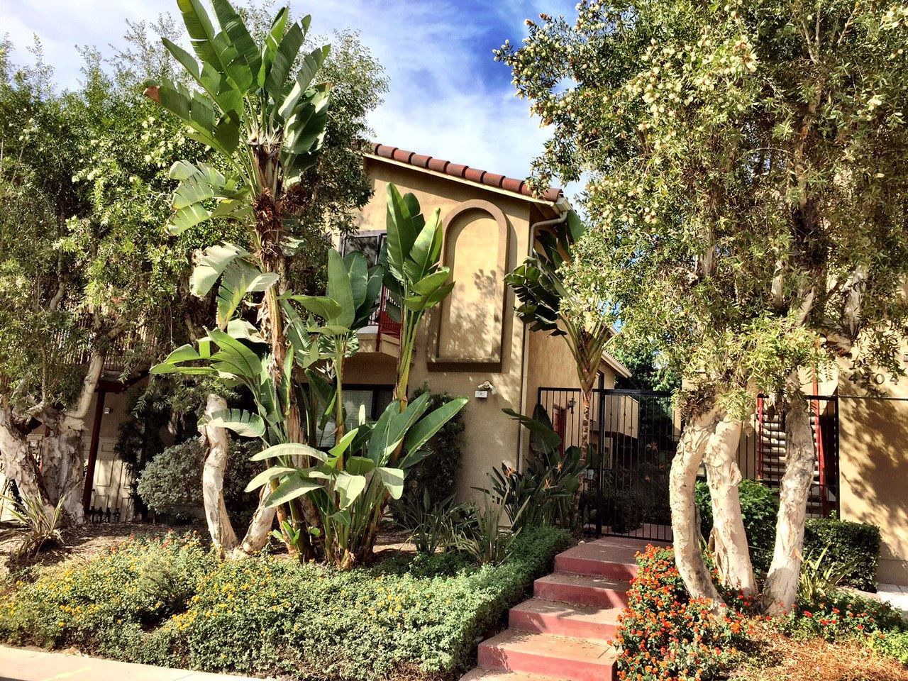 Main Photo: COLLEGE GROVE Condo for sale : 2 bedrooms : 4504 60th #2 in San Diego