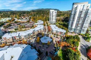 """Photo 14: 1706 235 GUILDFORD Way in Port Moody: North Shore Pt Moody Condo for sale in """"THE SINCLAIR"""" : MLS®# R2115644"""