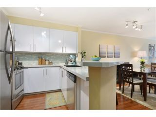 Photo 2: # 208 1208 BIDWELL ST in Vancouver: West End VW Condo for sale (Vancouver West)  : MLS®# V1069541