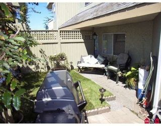 Photo 10: 110 1860 Southmere Crescent in Southmere Villa: Home for sale : MLS®# F2821507