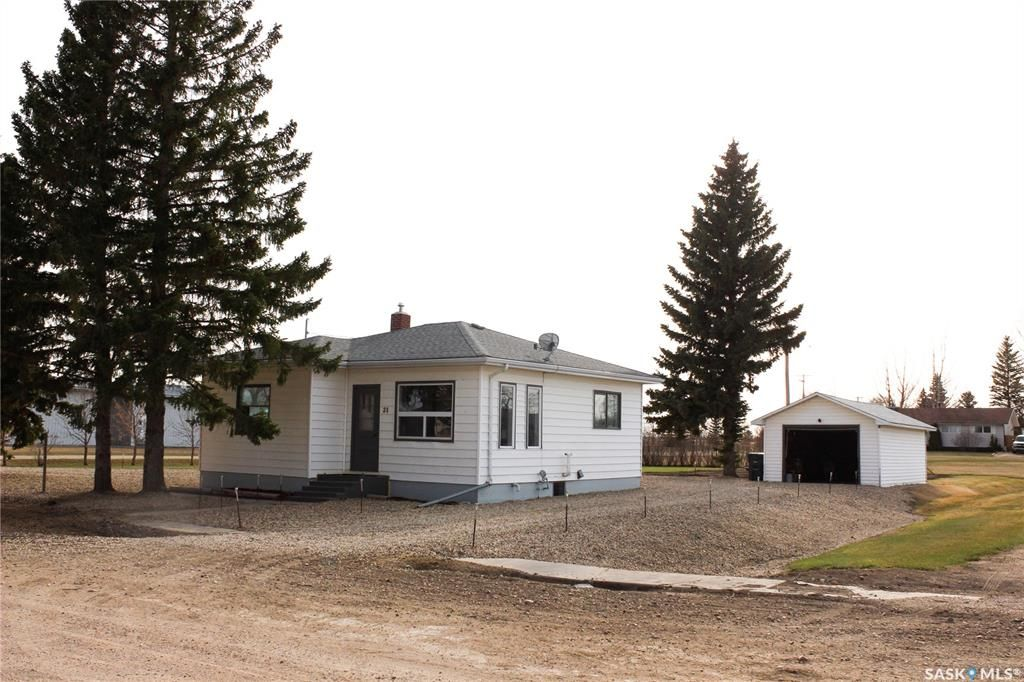 Main Photo: 21 Government Road in Prud'homme: Residential for sale : MLS®# SK851246