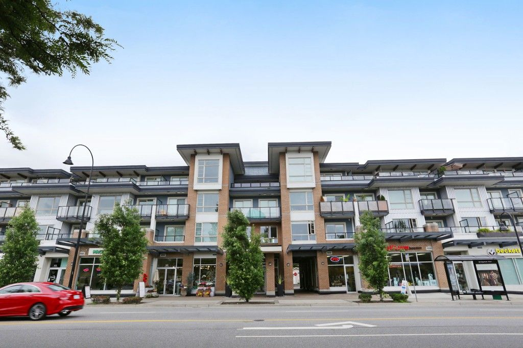 """Main Photo: 409 1330 MARINE Drive in North Vancouver: Pemberton NV Condo for sale in """"The Drive"""" : MLS®# R2179113"""