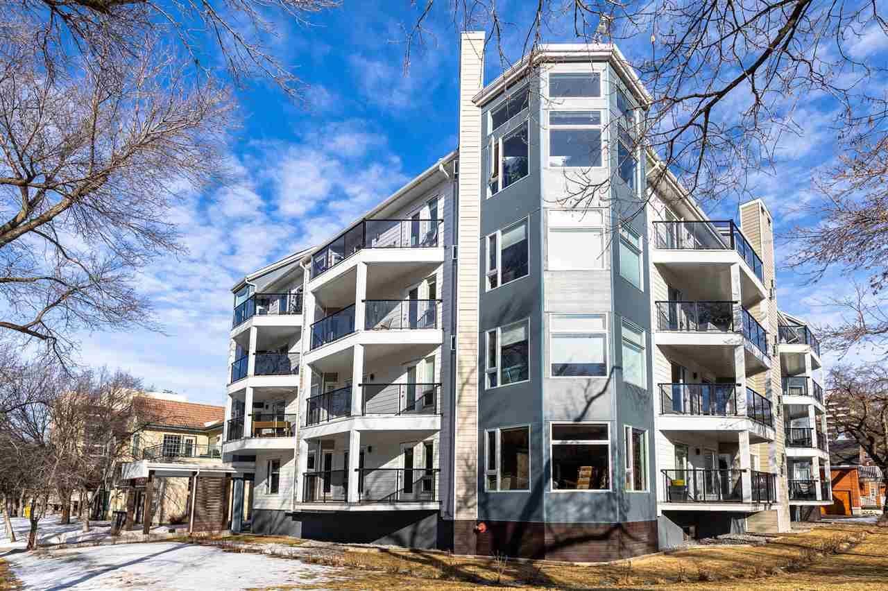 Main Photo: 204 9905 112 Street in Edmonton: Zone 12 Condo for sale : MLS®# E4231281
