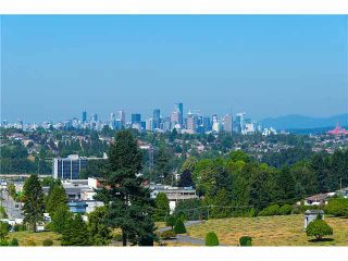 """Photo 2: 1406 4425 HALIFAX Street in Burnaby: Brentwood Park Condo for sale in """"POLARIS"""" (Burnaby North)  : MLS®# V1078745"""