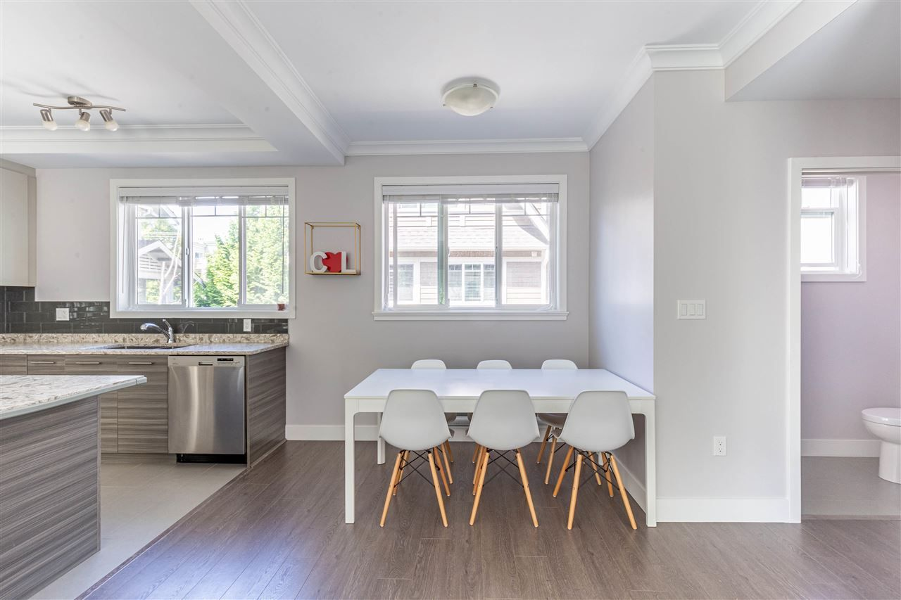 """Photo 5: Photos: 5 9000 GENERAL CURRIE Road in Richmond: McLennan North Townhouse for sale in """"WINSTON GARDENS"""" : MLS®# R2592878"""