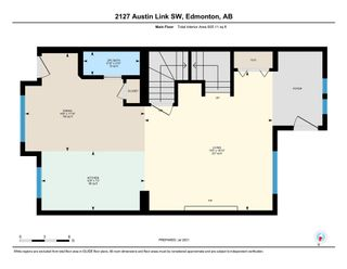 Photo 40: 2127 AUSTIN Link in Edmonton: Zone 56 Attached Home for sale : MLS®# E4255544