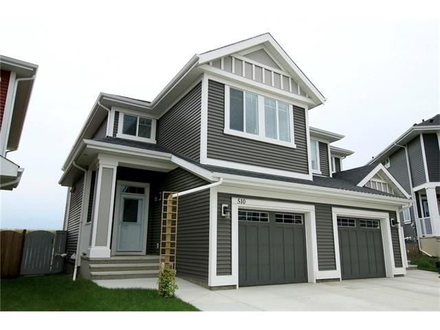 Main Photo: 510 RIVER HEIGHTS Crescent: Cochrane House for sale : MLS®# C4074491