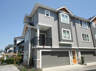 Photo 1: 37 20856 76 Avenue in Langley: Willoughby Heights Townhouse for sale : MLS®# R2323420