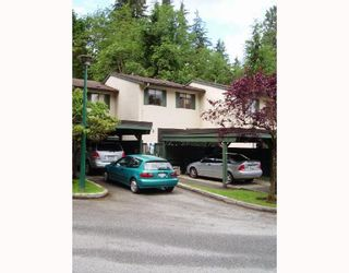"""Photo 1: 173 JAMES Road in Port_Moody: Port Moody Centre Townhouse for sale in """"TALL TREE ESTATES"""" (Port Moody)  : MLS®# V654899"""