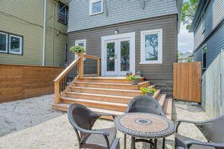 Photo 47: 203 Walnut Street in Winnipeg: Wolseley Residential for sale (5B)  : MLS®# 202112718