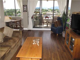 Photo 2: 1404 740 HAMILTON Street in New Westminster: Uptown NW Condo for sale : MLS®# V991564
