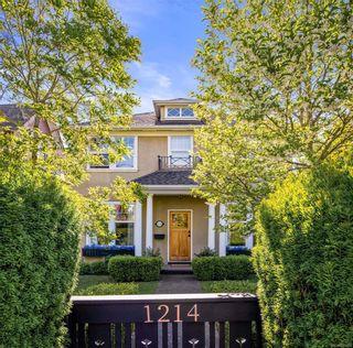 Photo 1: 1214 Hampshire Rd in : OB South Oak Bay House for sale (Oak Bay)  : MLS®# 879003