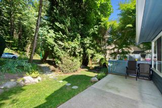 """Photo 31: 3 9000 ASH GROVE Crescent in Burnaby: Forest Hills BN Townhouse for sale in """"Ashbrook Place"""" (Burnaby North)  : MLS®# R2615088"""