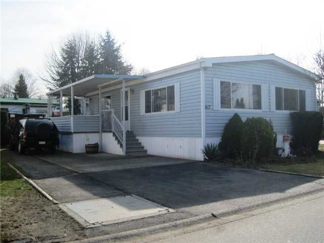 """Main Photo: 167 145 KING EDWARD Street in Coquitlam: Maillardville Manufactured Home for sale in """"MILL CREEK VILLAGE"""" : MLS®# V1052773"""