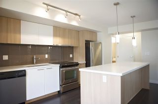 """Photo 3: 308 618 LANGSIDE Avenue in Coquitlam: Coquitlam West Townhouse for sale in """"BLOOM"""" : MLS®# R2377050"""