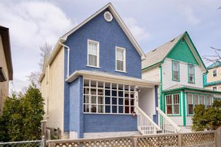 Photo 1: 418 McGee Street in Winnipeg: West End Residential for sale (5A)  : MLS®# 202109645