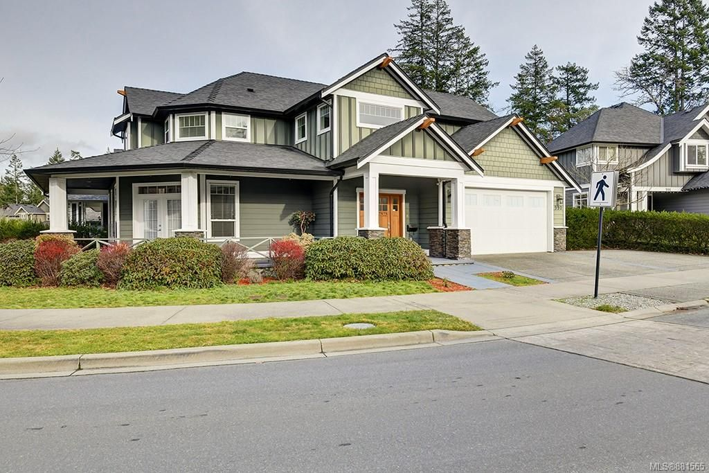Photo 22: Photos: 990 Arngask Ave in : La Bear Mountain House for sale (Langford)  : MLS®# 881565