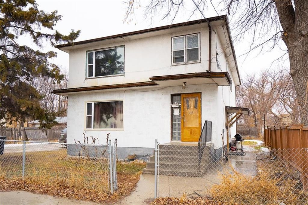 Main Photo: 130 Aikins Street in Winnipeg: North End Residential for sale (4A)  : MLS®# 202105126