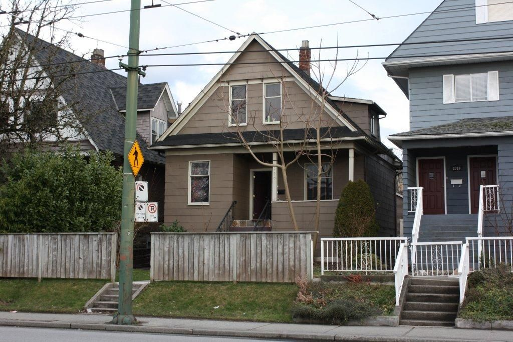 Main Photo: 3020 Fraser Street in Vancouver: Mount Pleasant VE Multifamily for sale (Vancouver East)